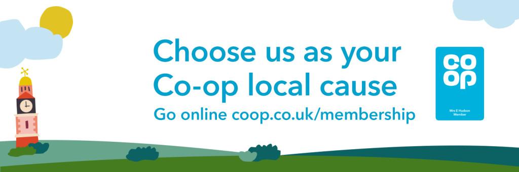 coop support us logo